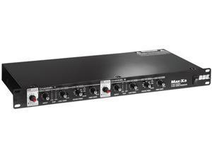BBE MAX-X3 2-Way Stereo/3-Way Mono Crossover Crossover