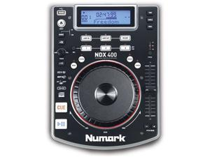 Numark NDX400 Table Top MP3/CD Player with USB MP3 Capable Table Top CD Player