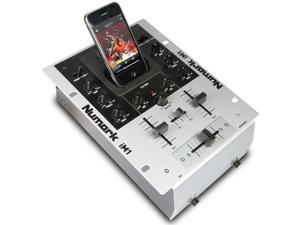 Numark IM1 2 Channel DJ Mixer w/ iPod Dock 2 Channel DJ Mixer