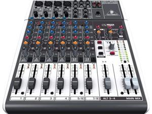 Behringer 1204USB Xenyx 12 Ch USB PA & Rec Mixer PA or Recording Mixer with Computer IO