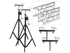 Global Truss ST-132 Crank Stand with F24 10 ft Truss Pack
