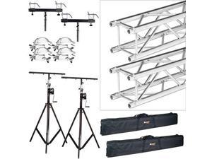 Global Truss ST-132 F34 13 ft Pack w/ Bags & Clamp