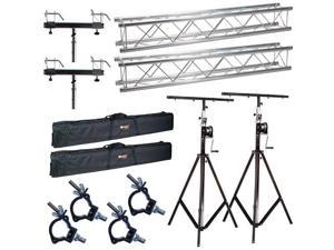 Global Truss ST-132 F24 13 ft Pack w/ Bags & Clamp