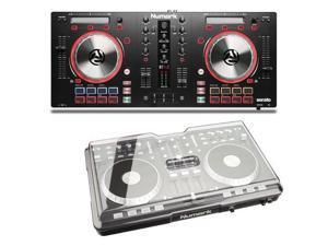 Numark Mixtrack Pro 3 DJ Controller with Decksaver