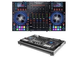 Denon MCX8000 Serato DJ Controller & Odyssey Case