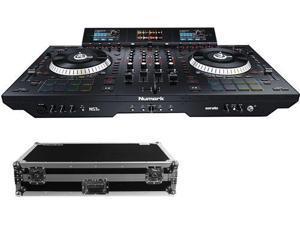 Numark NS7III DJ Controller with ATA Case