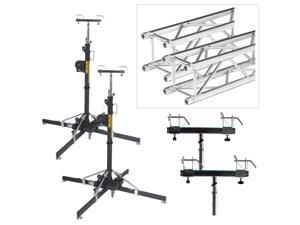 Global Truss ST-157 Crank Stand with F34 13 ft Truss Pack