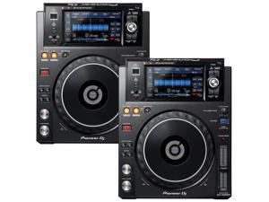 Pioneer XDJ-1000MK2 DJ Multi Player Pair