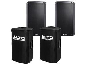 Alto Professional TS212 12-inch Powered Speakers with Covers
