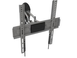 "Loctek WLB246 Silver 26""-42"" Slim Articulating Flat Panel TV Wall Mount Bracket"