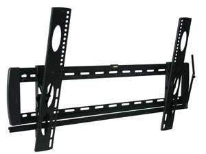 Loctek Black Ultra Slim Low Profile Tilt LCD LED TV Mount Bracket for 36''-60'' TVs Sharp LG +