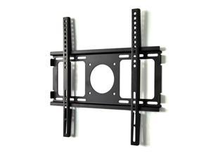 Homemounts HM001F 23''-47'' Fixed Flat Panel TV Wall Mount Bracket - Black