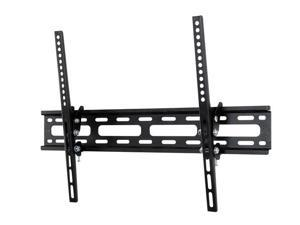 Homemounts HM004T Black 36''-55'' Angle Free Tilt Flat Panel TV Wall Mount Bracket