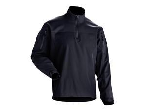 Smith & Wesson M&P 80161LE-XL-0BL Wind Resist Water Repelling Oakland Combat Soft Shell Jacket - Black - Size XL