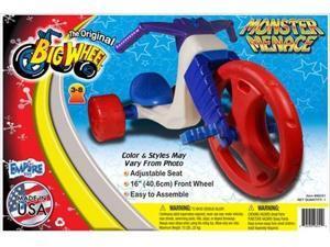"The Original Big Wheel ""MONSTER MENACE"" 16inch Limited Edition Trike"