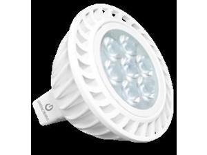 GreenCreative 95352 - 7W - MR16 LED - HIGH CRI 95 - 3000K - 420 Lumen - GU5.3 Base - 12V - Dimmable - NFL Light Bulb