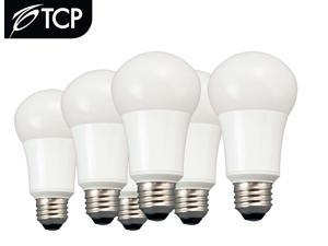 TCP - LA1050KND6 - 6 Pack - 10W - A19 - E26 - 5000K - 20000 Hour - Non-Dimmable - LED Light Bulb