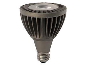 15W - PAR30 LED - 4100K - Dimmable - Medium Base - Flood 25 - 750 Lumen - 82 CRI - LED Light Bulb