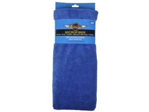 Eurow Microfiber Dual Pile Terry Weave Large Drying Towel (6 SqFt)