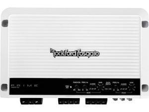 Rockford Fosgate Prime M600-4D Marine Amplifier - 600 W RMS - 4 Channel - Class D