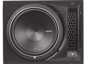 "Rockford Fosgate P2-1X10 RF P2 10"" Punch Loaded Enclosures"