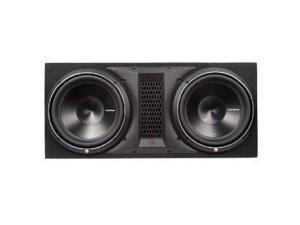 "Rockford Fosgate P3-2X12 Dual P3 12"" Loaded Enclosure"