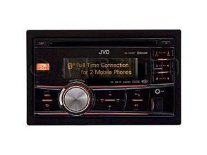 JVC KW-R900BT In-Dash AM/FM/CD Car Stereo Receiver w/ Bluetooth