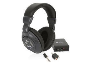 Absolute Dynamic Wireless Headphones with RF Transmitter