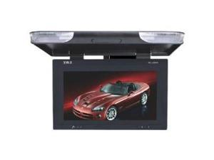 Absolute PFL2300IRB 23-Inch TFT-LCD Overhead Flip-Down Monitor with Built-in IR Transmitter and Remote Control (Black)