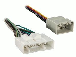 Metra 70-8117Factory Amplifier Harness for 2004-Up Toyota Vehicles with JBL Sound System