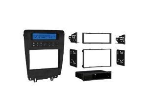 Metra 99-5823CH Dash Kit for Ford Mustang 2010 Excluding Navigation Equipped Models -Black