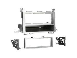 Metra 99-8225G Single DIN Installation Dash Kit for 2009 Toyota Venza (Gray)
