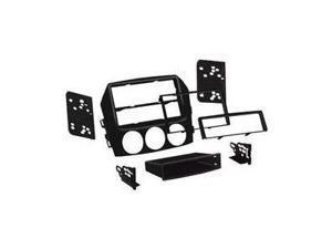 Metra 99-7506 Single DIN/Double DIN Installation Kit for 2006-2008 Mazda Miata MX-5 Vehicles (Black)