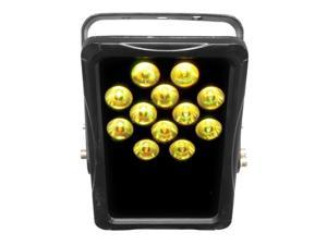 Chauvet Lighting SlimPANELTri 12 IP Rated Outdoor/Indoor Tri-Color LED Wash