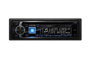 Alpine CDE-HD148BT TuneIt app compatible HD Radio Receiver | CDEHD148BT