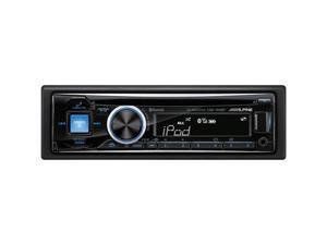 Alpine CDE-143BT Single DIN Bluetooth Car Stereo Receiver | CDE143BT