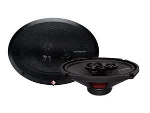 Rockford Fosgate R169X3 Prime 6 x 9 Inches 3-Way Full Range Coaxial Speaker