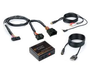 Pac  ISSB571  iSimple Gateway Automotive Audio Input Interface Kit for 2008-10 Select Subaru Vehicles