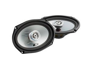 "Alpine SXE6925S 6""x9"" 280W Max 2-Way Coaxial  Speakers"