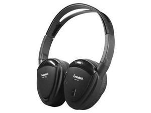 POWER ACOUSTIK HP-11S Supra-aural Swivel Ear Pad Single Channel Infrared Wireless Headphone