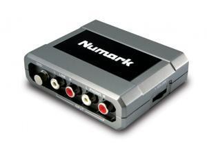 Numark STEREOIOV2 Analog-to-Digital DJ Interface