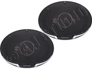 "Kenwood KFC-6985PS 6x9"" Performance Series 4-Way Flush Mount Coaxial Car Speakers"