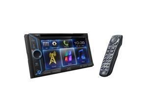 JVC KW-V30BT (kwv30bt) 2-DIN Multimedia DVD Player with USB, Bluetooth
