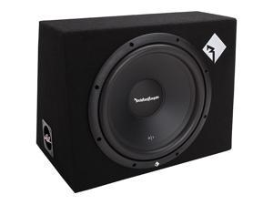 "Rockford Fosgate R1-1x12 Single Prime R1 12"" 150 Watt Loaded Enclosure"