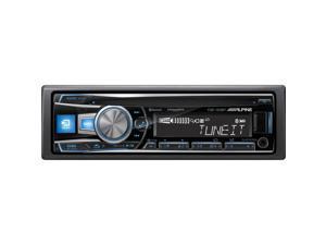 Alpine CDE-153BT Single Din Bluetooth Car Stereo