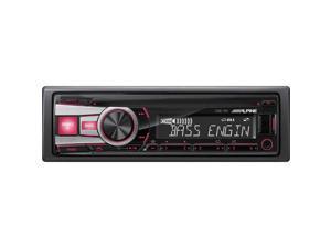 Alpine CDE-151 CD receiver