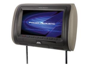 Power Acoustik HDVD-71HD 7 inch Universal Replacement Headrest