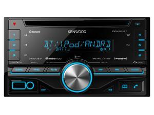Kenwood DPX501BT Double Din CD Receiver with Built in Bluetooth