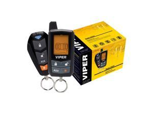 Viper Responder 350 (Model 3305V) Car Security And Keyless Entry System With 2-way LCD Remote