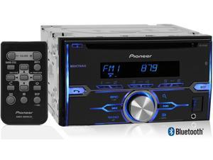Pioneer FH-X720BT Double-DIN Bluetooth Car Stereo w/ MIXTRAX & Direct Pandora Control for iOS Devices
